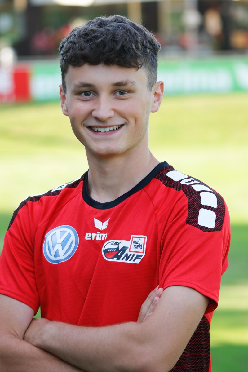 Daniel Jezercic, USK-Anif