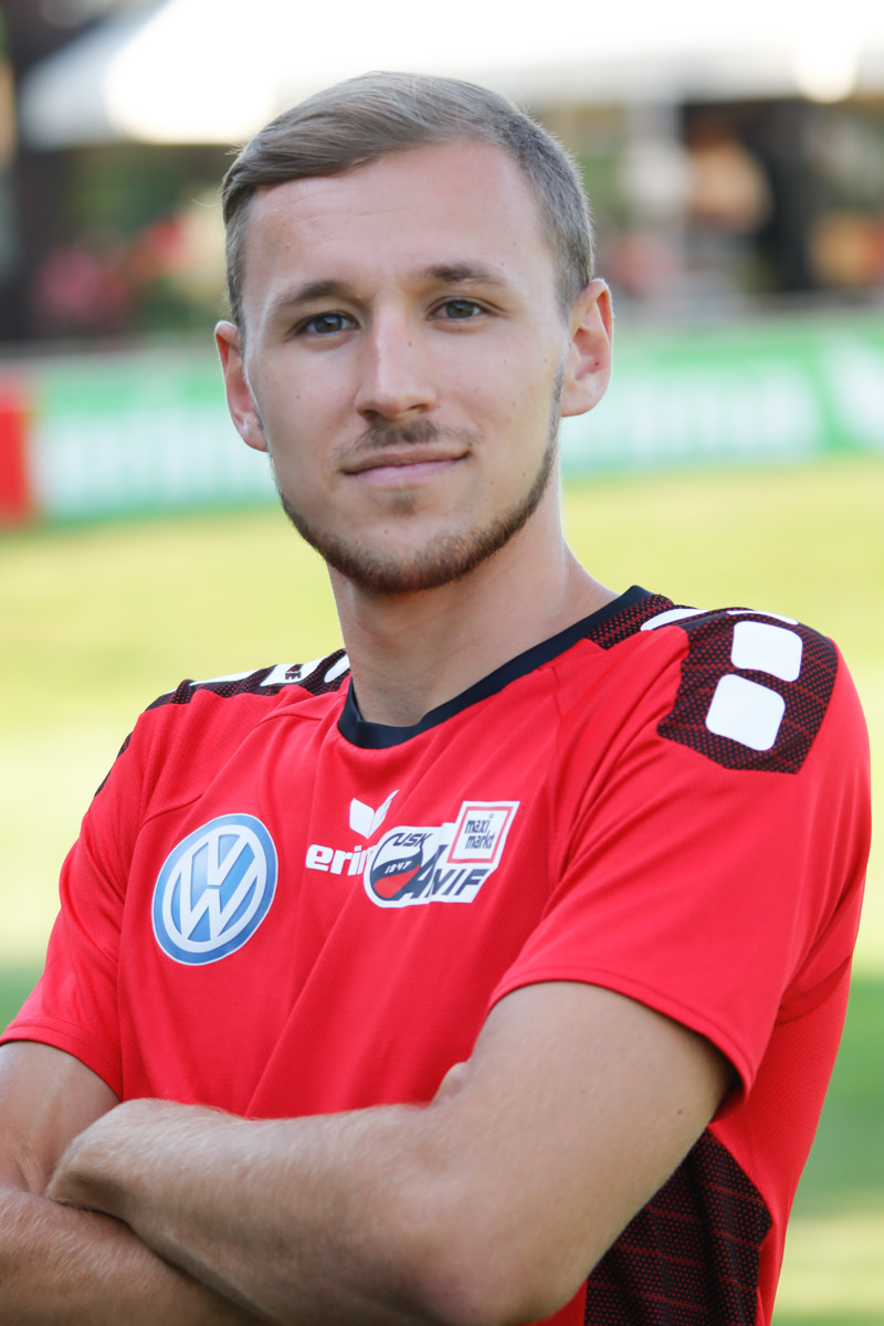 Mathias Hausberger, USK-Anif
