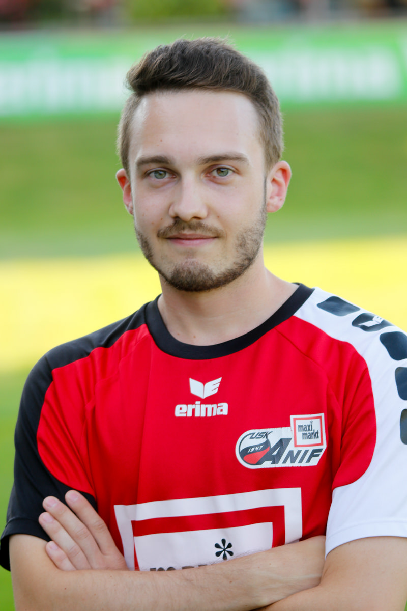 Lucas Thaurer, USK-Anif