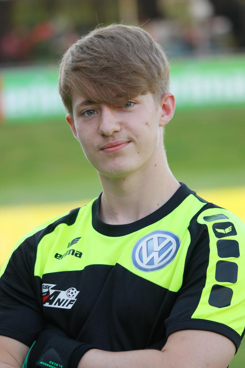 Markus Vorderleitner, USK-Anif