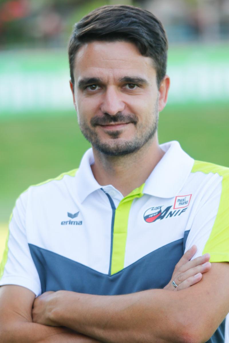 Lukas Fabi, USK-Anif