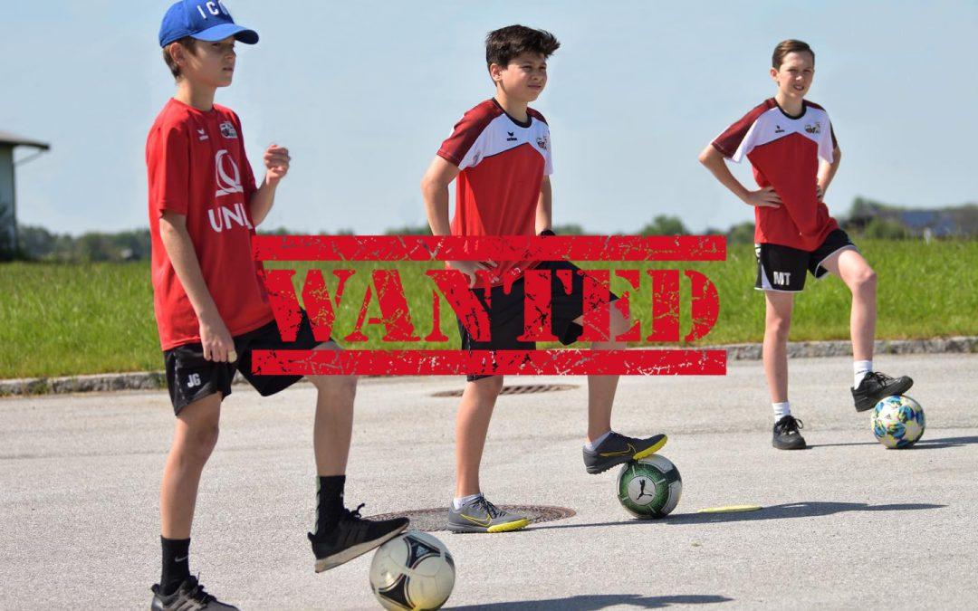 Spieler für neue U16 gesucht