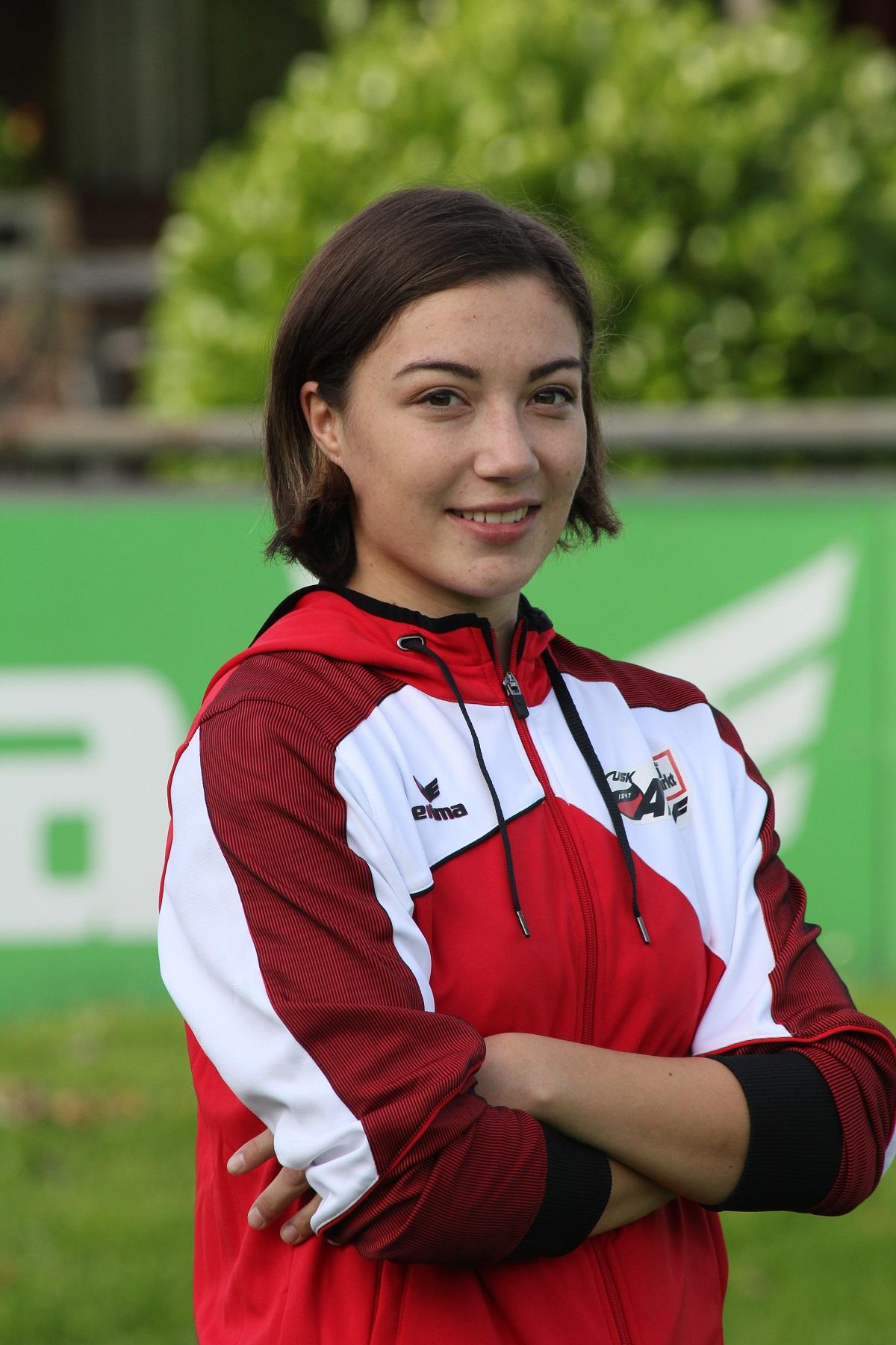 Elena Rumpfhuber, USK-Anif