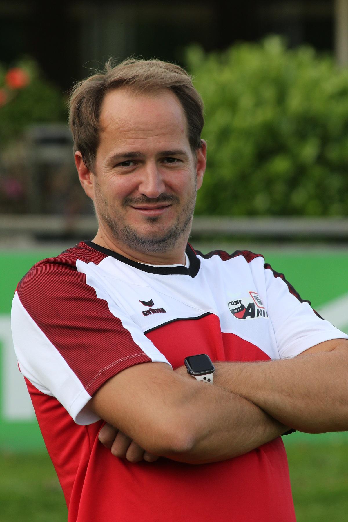 Karl Bankhammer, USK-Anif