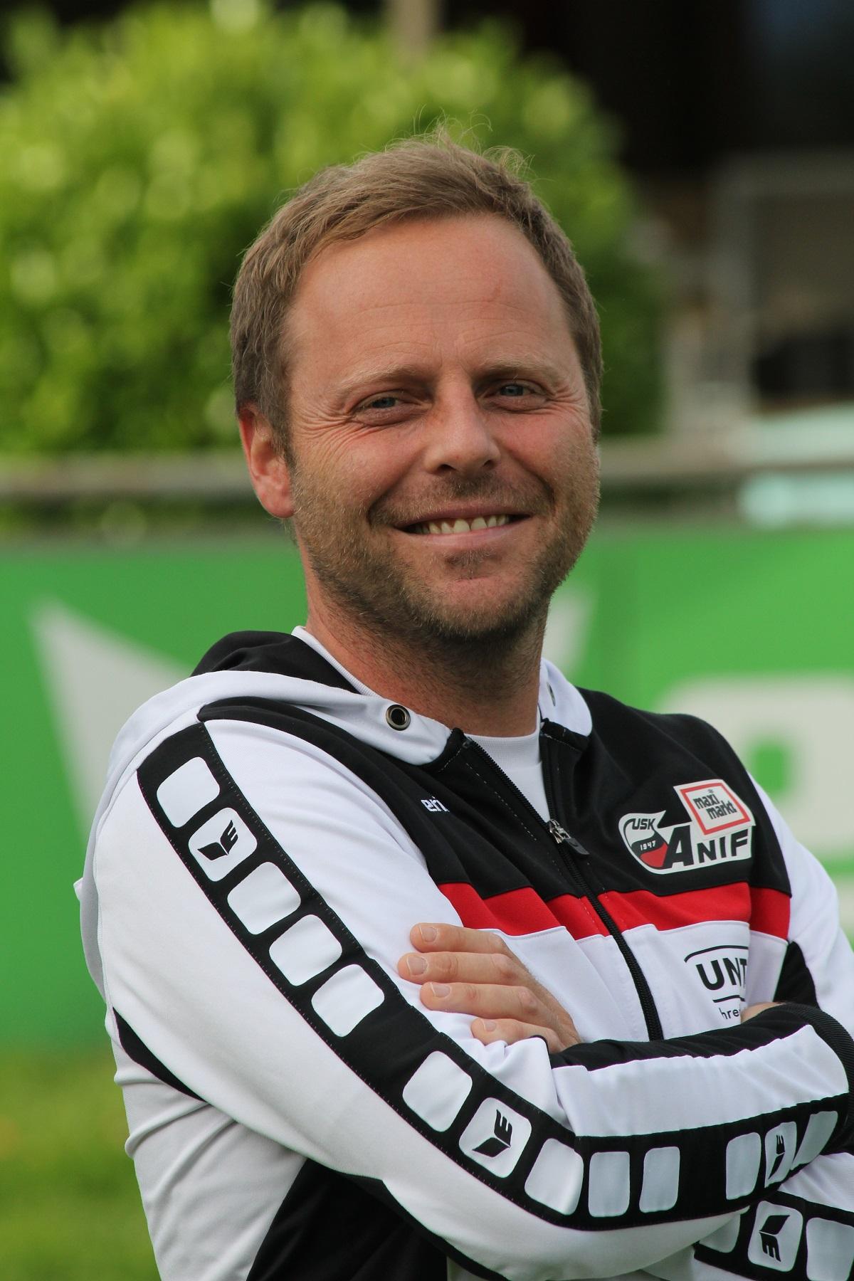 Christian Fuchs, USK-Anif