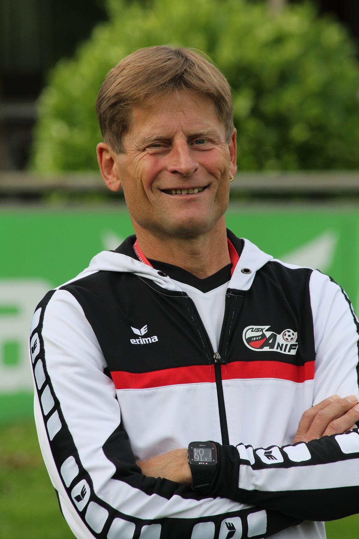 Klaus Baumann, USK-Anif