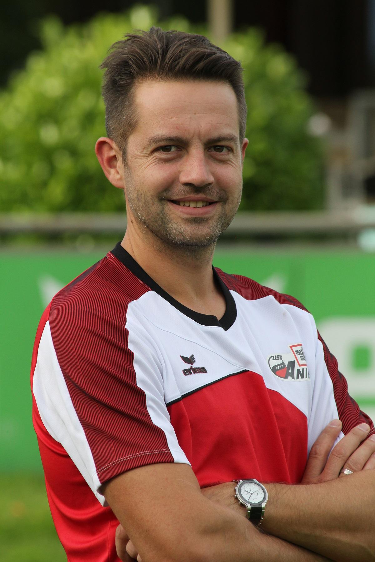 Robert Hirnsperger, USK-Anif