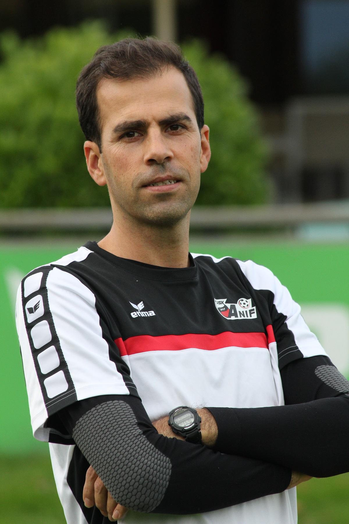 Sefa Ceviker, USK-Anif