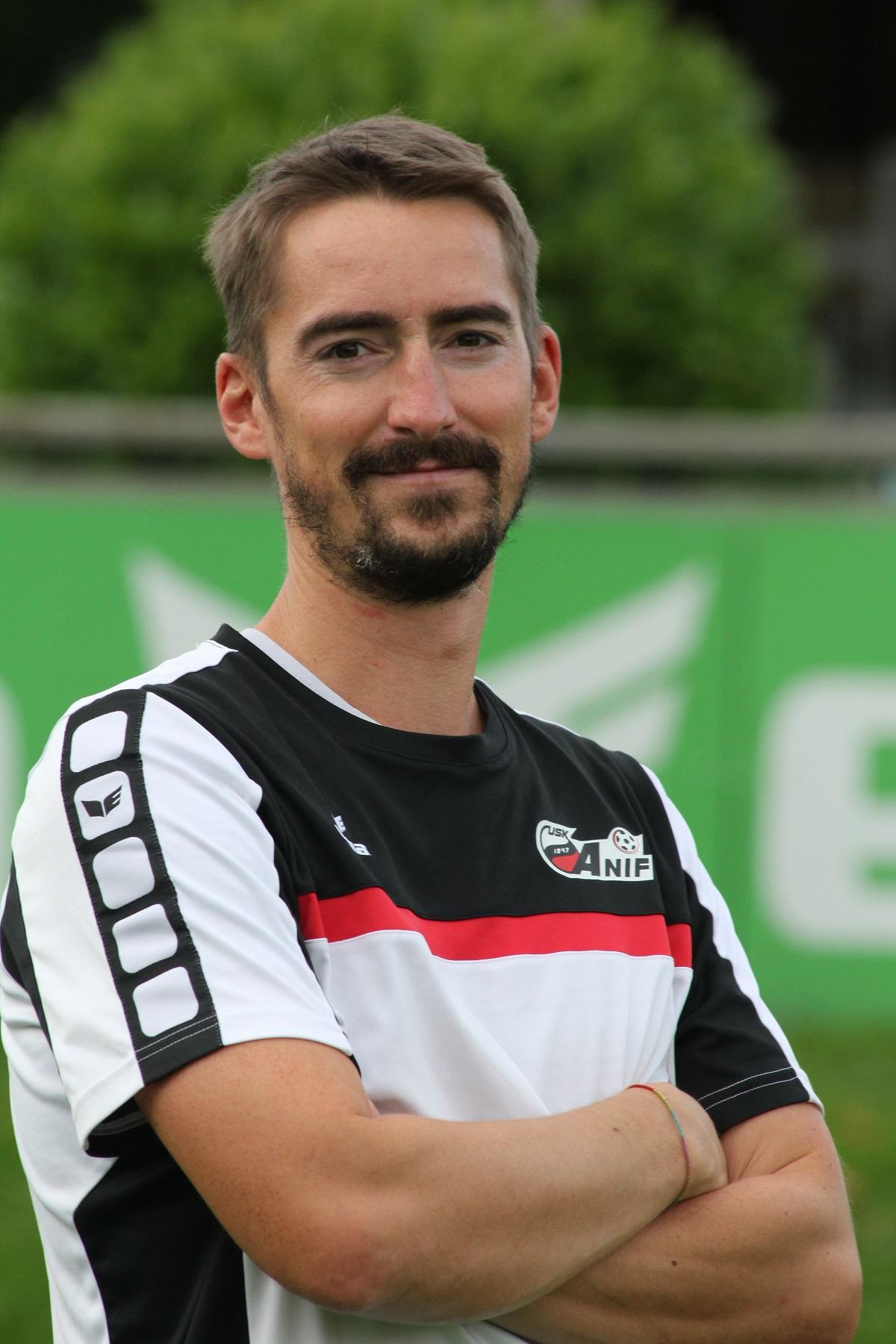 Patrik Hinterberger, USK-Anif