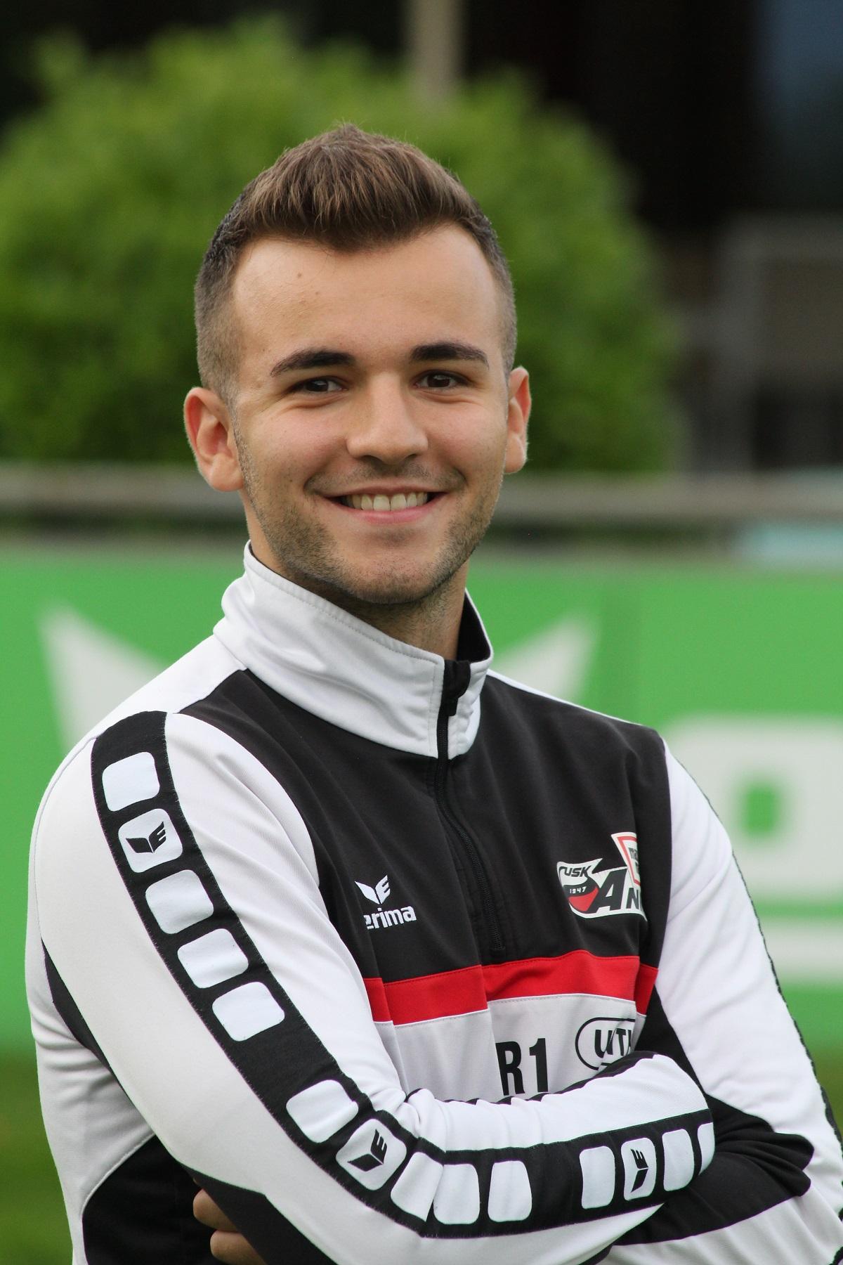 Antonio Jurisic, USK-Anif