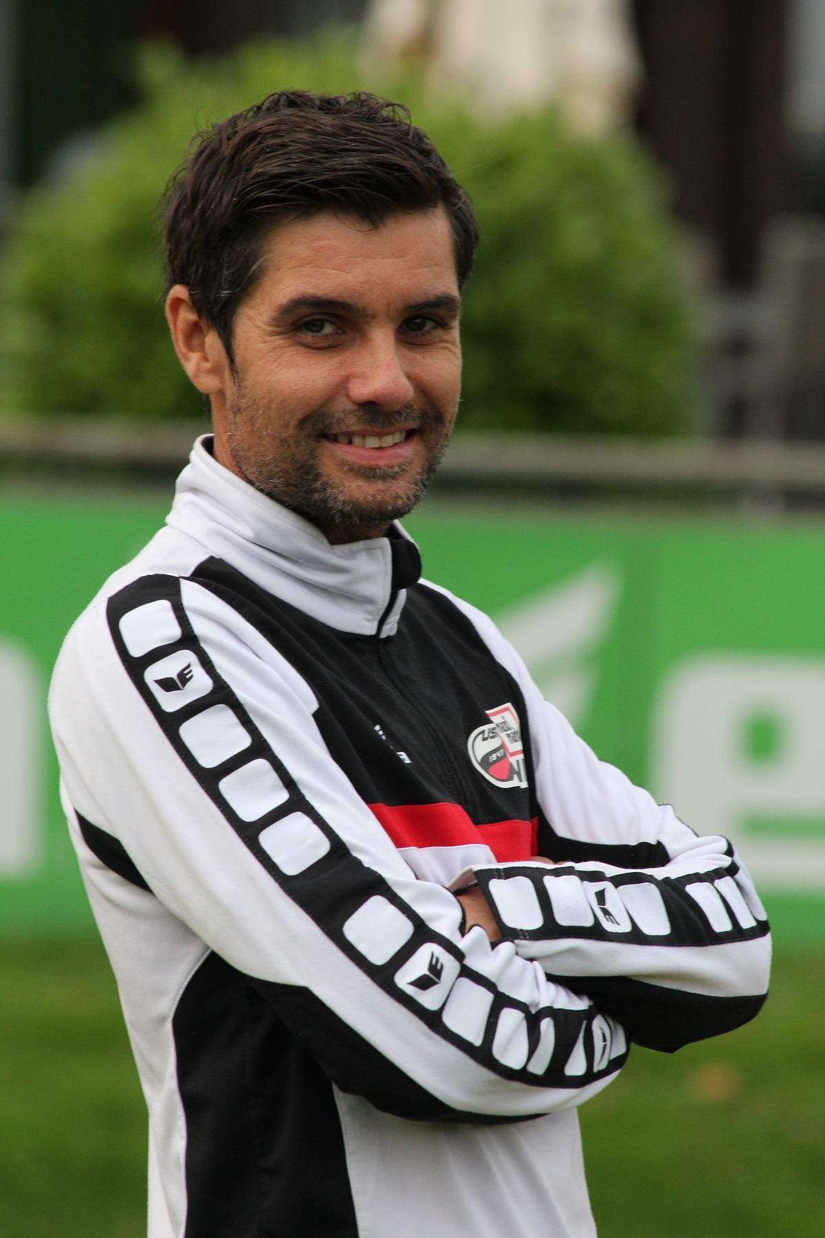 Fabio Zambelli, USK-Anif