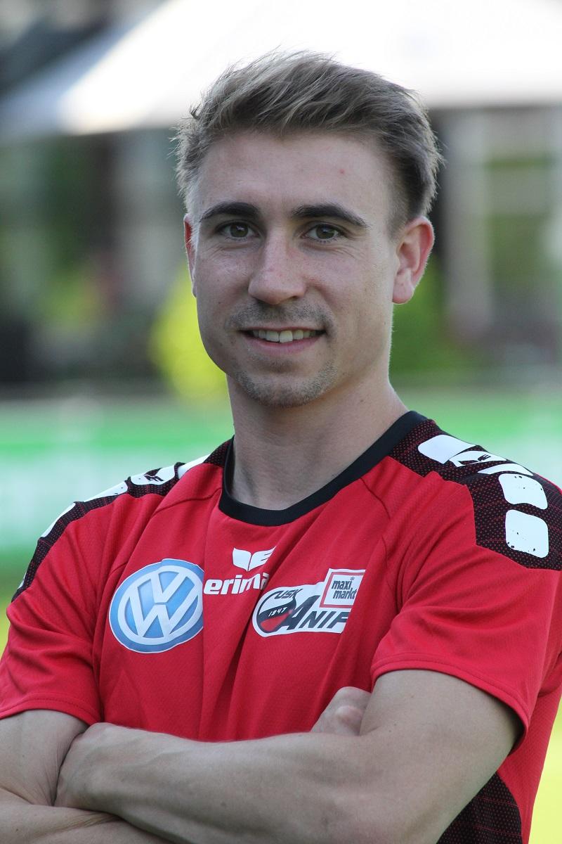 Daniel Leitz, USK-Anif