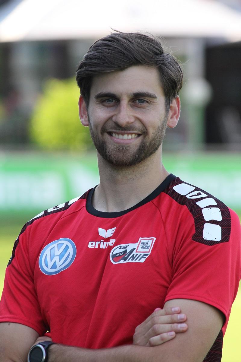 Max Danner, USK-Anif