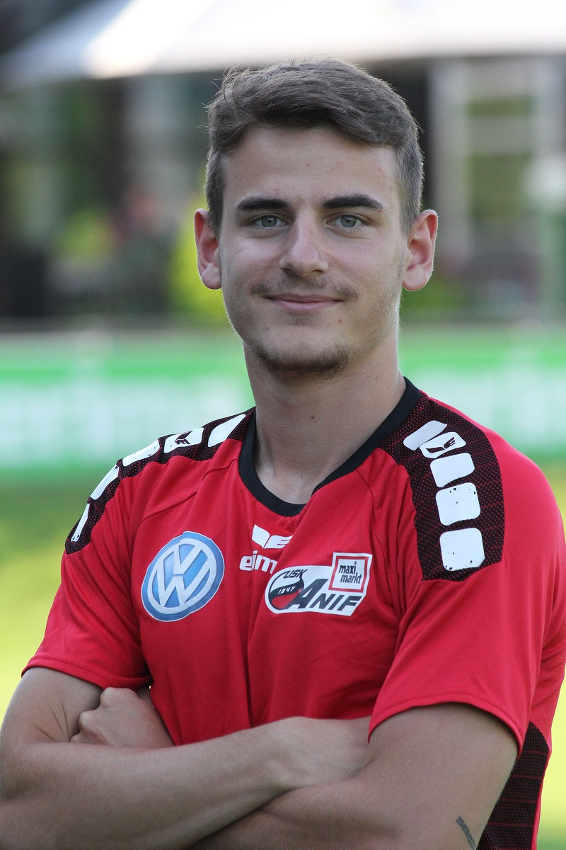 Andrej Lazarevic, USK-Anif