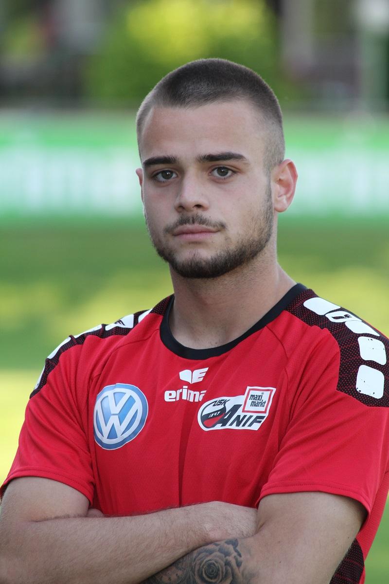 David Spasojevic, USK-Anif