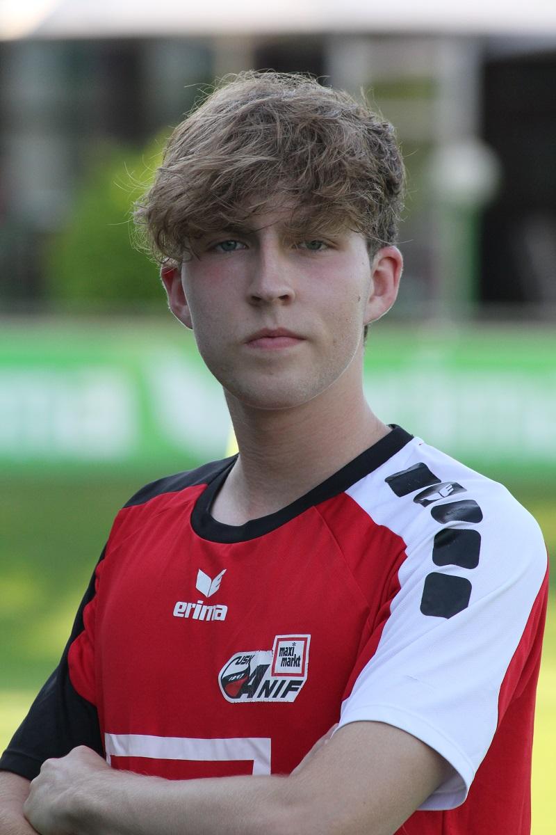 Jonas Staudinger, USK-Anif